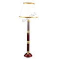 Miniature dollhouse floor lamp scale 1/12
