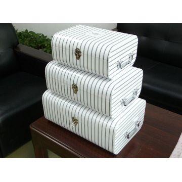 Boîte à papier de luxe pour bijoux et cosmétiques