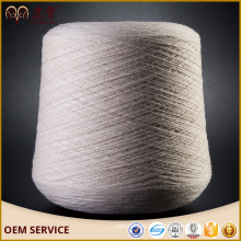 Fabricación profesional del hilado del calcetín de la cachemira Ne28s para el mercado de México