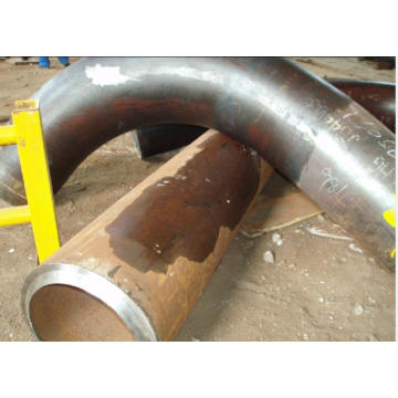3D 5D 10D Seamless Pipe Bends With WPB Carbon Steel Material