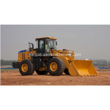 SHANGCHAI ENJINE SOM658C 5 TOM WHOEL LOADER