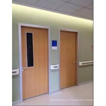 Ward Porte d'accès à la chambre d'hôpital