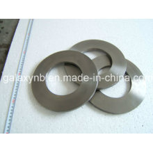 High Quality Custom-Made Titanium Circle