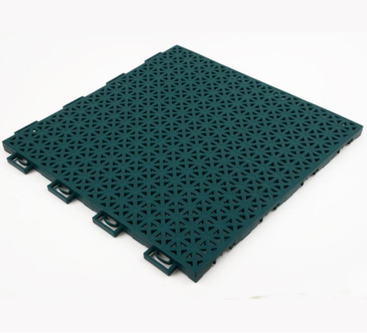 Modular Plastic Sports Tiles