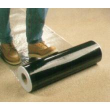 Filme protetor PE para carpete