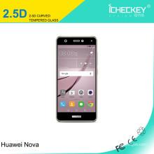 Fabrik Preis Hohe Qualität Full Coverage Farbe 0,26 mm Displayschutzfolie für Huawei Nova Plus