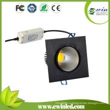 Высокий удар cri Мощность гостиной светильники downlight водить 20W