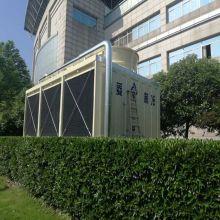 CTI certificada 3cells torre de refrigeración de flujo cruzado rectangular combinado con alto rendimiento