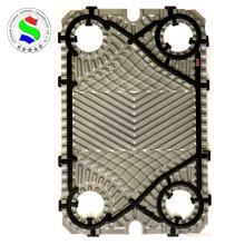trocador de calor líquido a líquido Ti plate TS6B