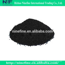 china factory calcined pitch coke with 1-3mm
