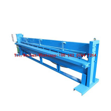 Steel Panel Shearing To Length Machine