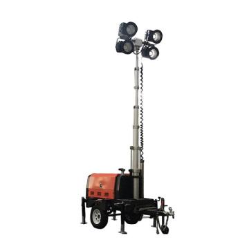 Torre de luz con buen precio para construcción