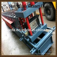 Máquina formadora de rollos C-Purlin semiautomática (AF-C80-300)
