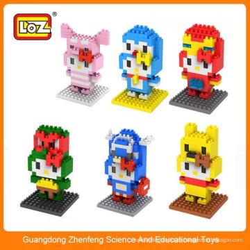Juguete educativo de los niños, juguete de DIY, juguete plástico de DIY para el regalo