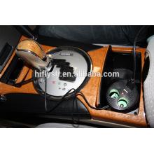 HF-LY0186 (108) isqueiro do carro recarregável IPAD um dois um pontos dois duplo copo USB upgrade IC (certificado do CE)