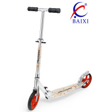 200mm PU Wheel Micro Adult Kick Scooter (BX-2MBA-200)