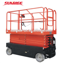 Full Electric Self-Propelled Car Electric Scissor Lifts