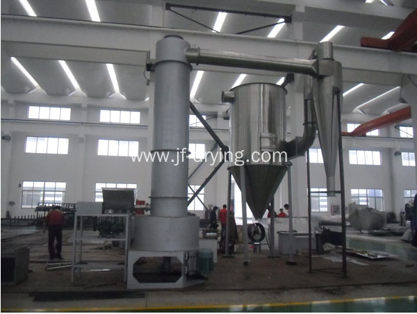 XSG Series Spin flash dryer/drying
