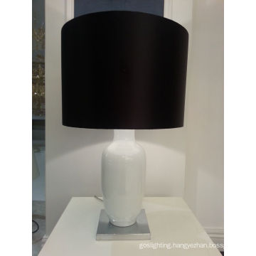 Modern Style with Black Lampshade Hotel Table Lighting (JT13059/00/001)