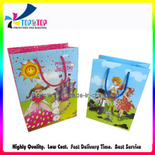 Kinder Papiertüte / Einkaufstasche / Handwerk Papiertüte