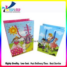Sac en papier pour enfants / sac à provisions / sac en papier artisanal