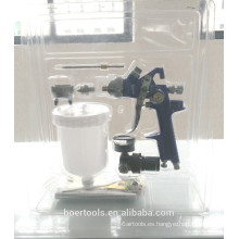 HVLP Spray Gun Kit con regulador de aire H-827K