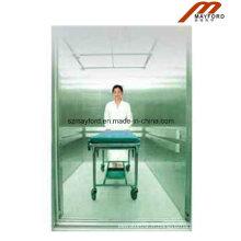 Ascenseur de lit confortable avec salle des machines