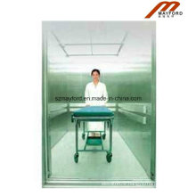 Comfortable Bed Elevator with Machine Room