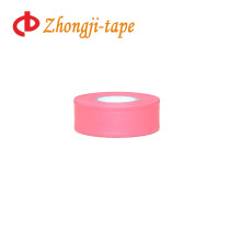 rose red flagging tape