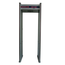 Metal detector machine for security