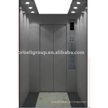 Cabina del ascensor del pasajero, coche, piezas de la elevación