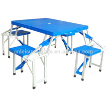 Camping plastic folding picnic table  Camping plastic folding picnic table  Camping plastic folding picnic table