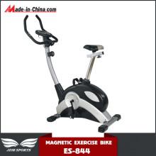Le corps à la mode adapte le vélo d'exercice magnétique se pliant à vendre (ES-844)