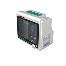 8.4″ Color Tft Portable Patient Monitor For Adult, Pediatric And Neonatal Patient