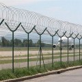 Lantai Razor Barbed Wire Security Fencing