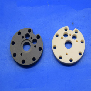 Zirconia Ceramic Electrical Insulation Washer / Spacer