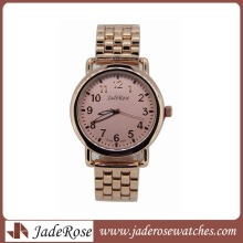 Ladies′ Gift Watch Gold Quartz Watch (RB3267)
