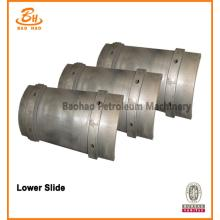 Mud Pump Parts Lower Slide
