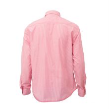 Высококачественная дешевая розовая летняя повседневная рубашка