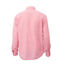 Hochwertiges billiges rosa Sommer-Freizeithemd