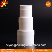 Plásticos del tarro de los 30g 50g 100g PP en la acción