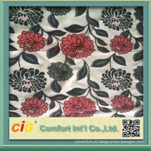 Flor de tecido de sofá Chenille