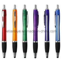 Logotipo personalizado Impreso Banner Touch Pen (LT-C607)