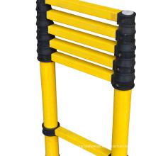 Telescopic Bamboo Ladder Portable Telescopic Insulation Fiberglass Ladder