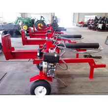 High quality diesel log splitter