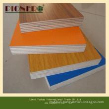 E2 White Melamine Plywood for Middle East Market.