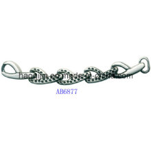 Zinc Alloy Chains for Garment-Ab6877