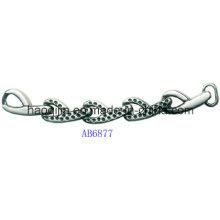 Correntes de liga de zinco para vestuário-Ab6877