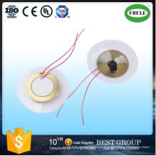 Fbpd56A Free Sample Piezo Diaphragm Ceramic Element with Wire (FBELE)