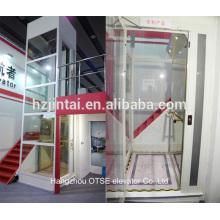 Elevador de ascensor para dos personas